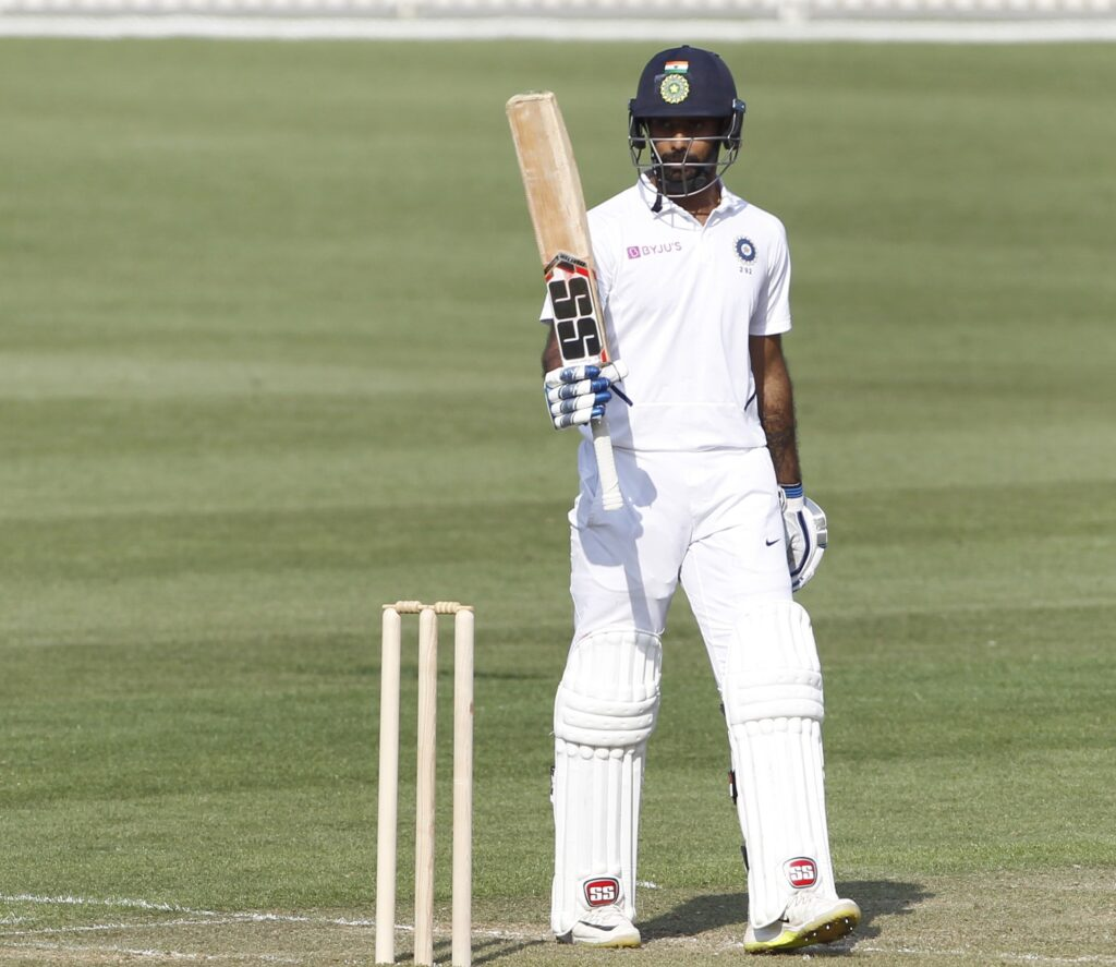 हनुमा विहारी ने बताया, किस तरह चेतेश्वर पुजारा ने की 101 रनों की पारी खेलने में उनकी मदद 2