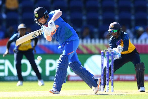 IND vs SL: श्रीलंका को 7 विकेट से हराने के बाद कप्तान हरमनप्रीत ने की शेफाली वर्मा की तारीफ 35