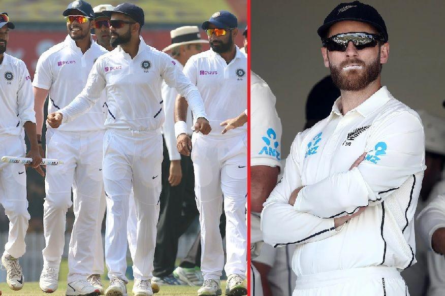 NZ v IND : पहले टेस्ट में बन सकते हैं 9 रिकॉर्ड, विराट कोहली हासिल कर सकते हैं यह ऐतिहासिक रिकॉर्ड 9