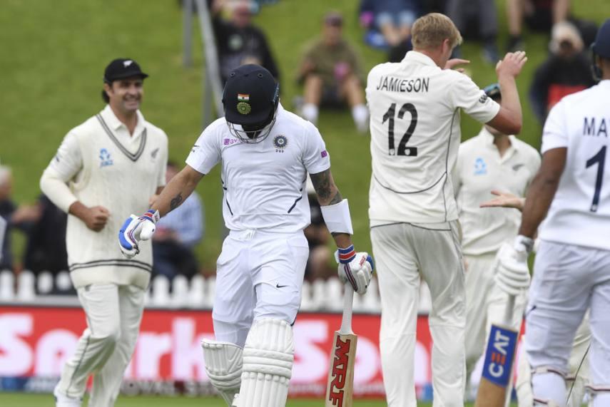 वसीम जाफर ने विराट कोहली और चेतेश्वर पुजारा को दिया न्यूज़ीलैंड में टेस्ट जीतने का मंत्र 2
