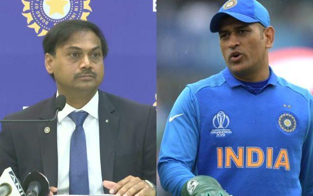 MSK प्रसाद ने अब तोड़ी चुप्पी बताया विश्व कप 2019 के बाद क्यों नहीं दी धोनी को टीम इंडिया में जगह 9