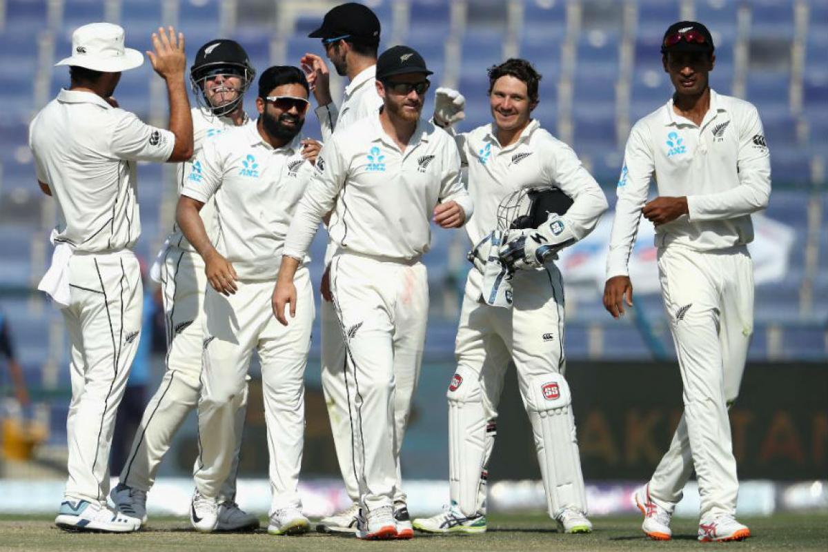पाकिस्तान के खिलाफ टेस्ट सीरीज के लिए न्यूजीलैंड की टीम घोषित, इस खिलाड़ी की वापसी 16