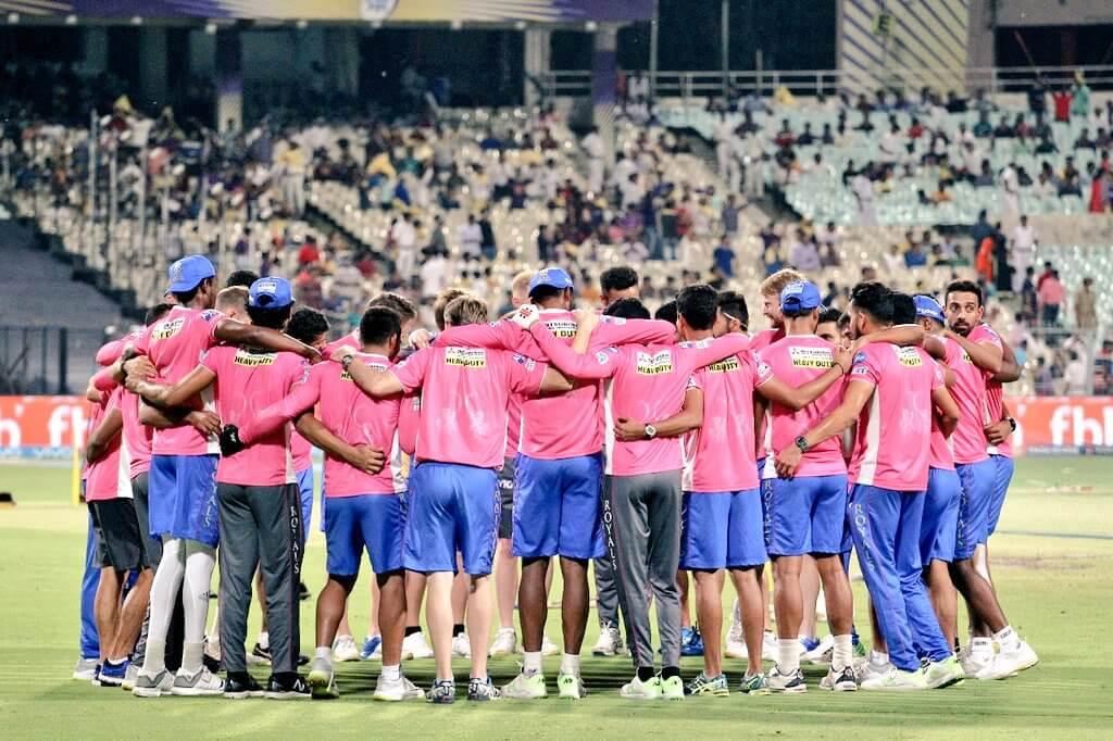 आईपीएल 2020: 15 अप्रैल तक नहीं आए विदेशी खिलाड़ी तो ऐसी हो सकती है राजस्थान रॉयल्स की प्लेइंग इलेवन 6