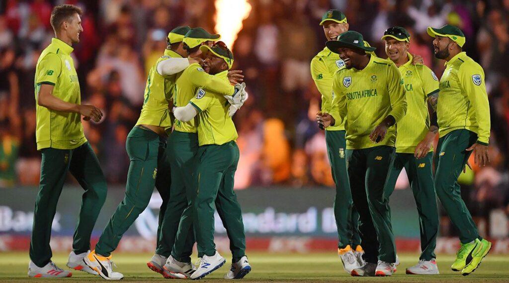 साउथ अफ्रीका के खिलाड़ियों को प्रशिक्षण फिर से शुरू करने की मंजूरी मिली 2