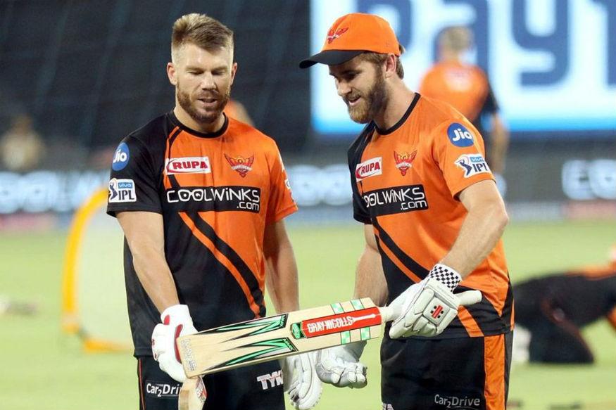आईपीएल पोलः सनराइजर्स हैदराबाद की कप्तानी में बदलाव से जानें कितने प्रतिशत सहमत? 7