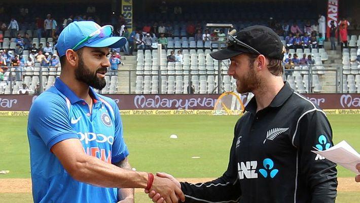 भारत बनाम न्यूजीलैंड, टॉस रिपोर्ट