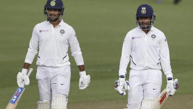आशीष नेहरा इस युवा भारतीय सलामी बल्लेबाज के बचाव में उतरे, जमकर की तारीफ 1