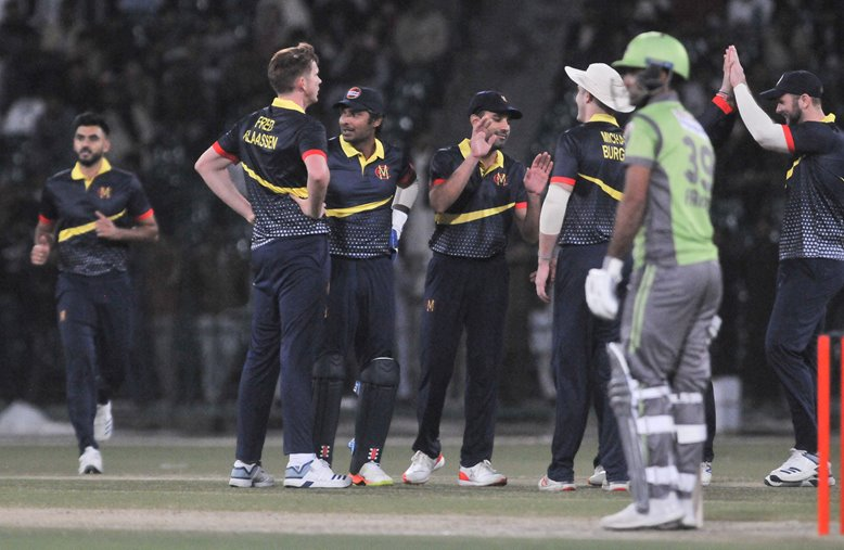 पाकिस्तान में खेले गए पहले मैत्री टी20 मैच में एमसीसी ने लाहौर कैलेंडर्स को हराया, जाने मैच का पूरा हाल 6