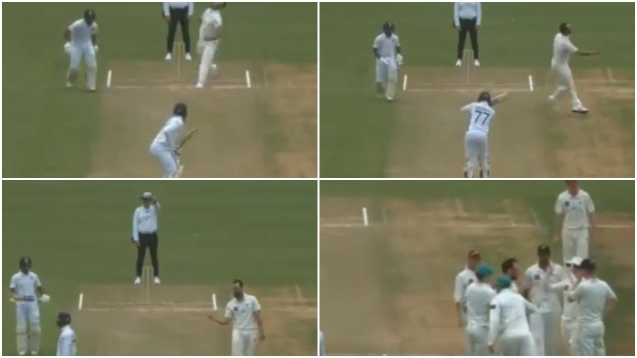 शुभमन गिल का दूसरे पारी में भी फ्लॉप शो जारी सीधे गेंद पर हुए एलबीडब्लू, देखें वीडियो 9