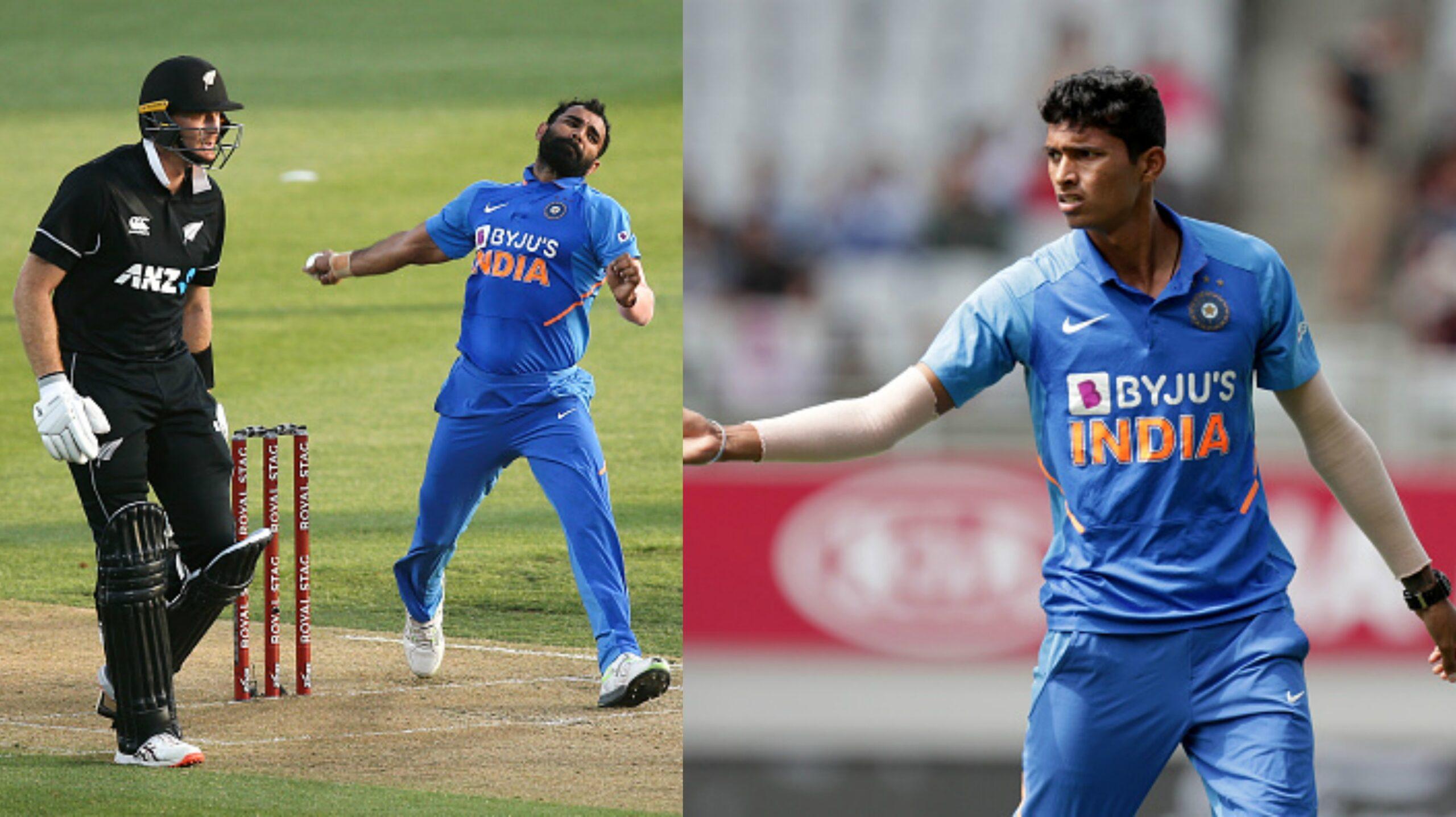 NZ vs IND- हरभजन सिंह ने दूसरे वनडे में शमी को ना देख जतायी हैरानी तो इस दिग्गज ने नवदीप सैनी का किया बचाव 9