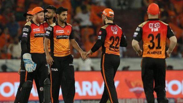 आईपीएल 2020: पहले मैच में इन 4 विदेशी खिलाड़ियों के साथ उतर सकती है सनराइजर्स हैदराबाद 37