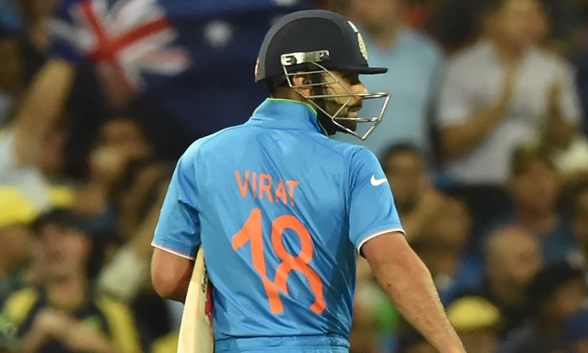 5 मौके जब भारतीय टीम को थी विराट कोहली की सबसे ज्यादा जरूरत तो दबाव में रन मशीन ने दिया धोखा 1