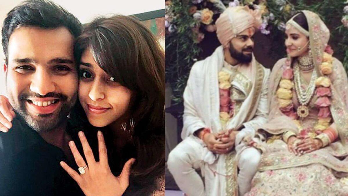 भारतीय क्रिकेट टीम के इन पांच खिलाड़ियों की पत्नियों ने बनायी है अपनी अलग पहचान