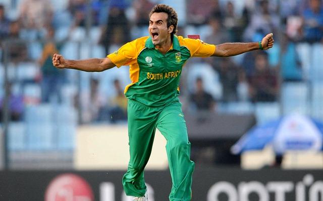 इमरान ताहिर को पाकिस्तान के लिए ना खेल पाने का है मलाल, कही ये हैरान करने वाली बात 8