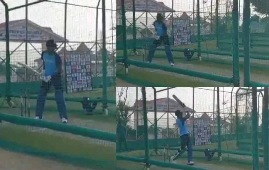 दक्षिण अफ्रीका के खिलाफ पहले वनडे से पहले हार्दिक पांड्या ने नेट्स पर खेला कड़क शॉट, देखें वीडियो 14