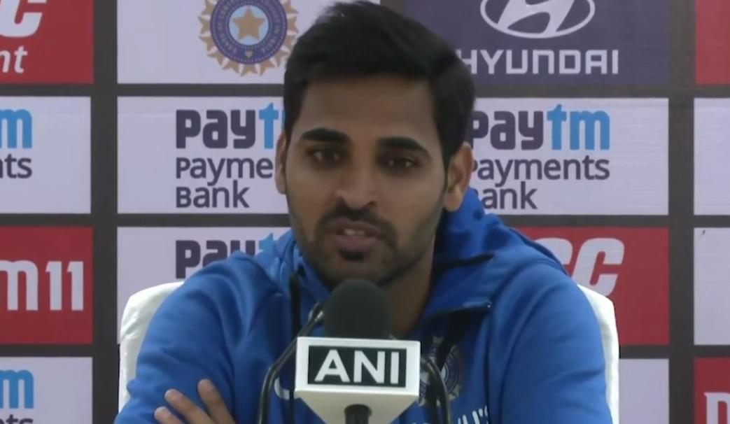 भुवनेश्वर कुमार ने दिए संकेत- धर्मशाला में गेंद चमकाने के लिए लार का इस्तेमाल नहीं करेगी भारतीय टीम 12
