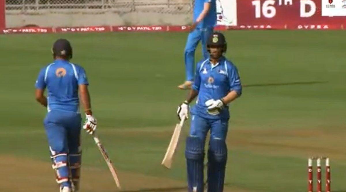 दक्षिण अफ्रीका सीरीज से पहले फॉर्म में लौटे गब्बर डीवाईपाटिल टूर्नामेंट के फाइनल में खेली जोरदार पारी 7