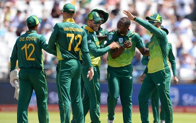 साउथ अफ्रीका खिलाड़ियों के कोरोना वायरस टेस्ट पर आया ये हेल्थ अपडेट