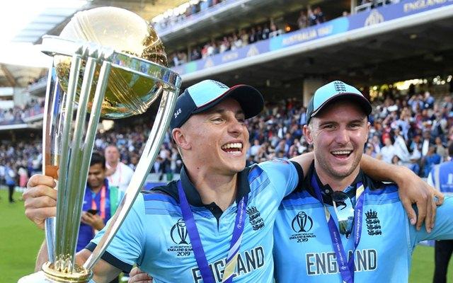आईसीसी ने विश्व कप 2019 के एक साल पूरे होने पर चुनी टीम ऑफ द टूर्नामेंट, भारत के इन दो खिलाड़ियों को दी जगह 2