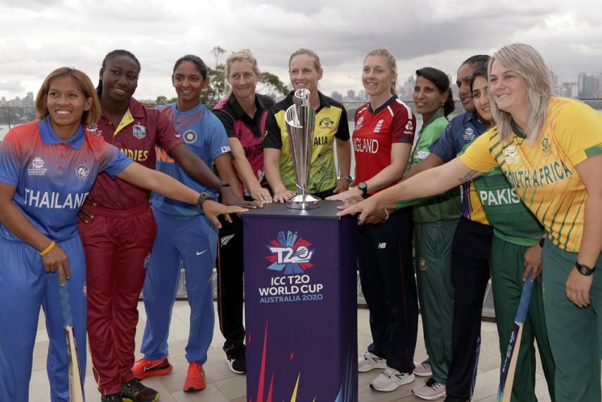 टी-20 महिला विश्वकप: फाइनल मे इस दिन ऑस्ट्रेलिया से भिड़ेगा भारत 5