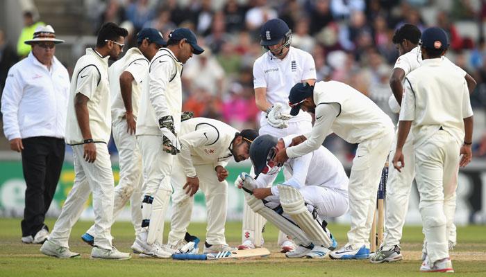 भारतीय तेज गेंदबाज द्वारा फेंकी गयी 5 सबसे खतरनाक बाउंसर गेंद 8