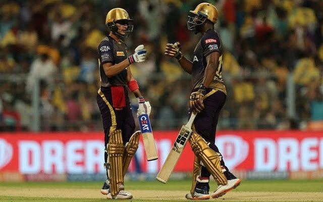 भारत के युवा खिलाड़ी शुभमन गिल को आंद्रे रसेल के साथ बल्लेबाजी करने में होता है दर्शक होने का अनुभव 12