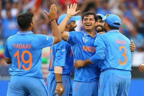 5 भारतीय खिलाड़ी जो विश्व कप खेलने के बाद अचानक हुए टीम इंडिया से गायब 11