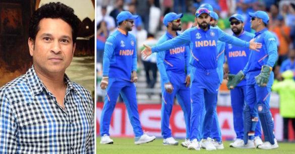 5 साल पहले की गयी टीम इंडिया के इस खिलाड़ी के बारे में सच निकली सचिन तेंदुलकर की भविष्यवाणी 1