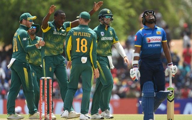 कोरोना वायरस के कारण अब दक्षिण अफ्रीका का श्रीलंका दौरा भी हुआ स्थगित 12