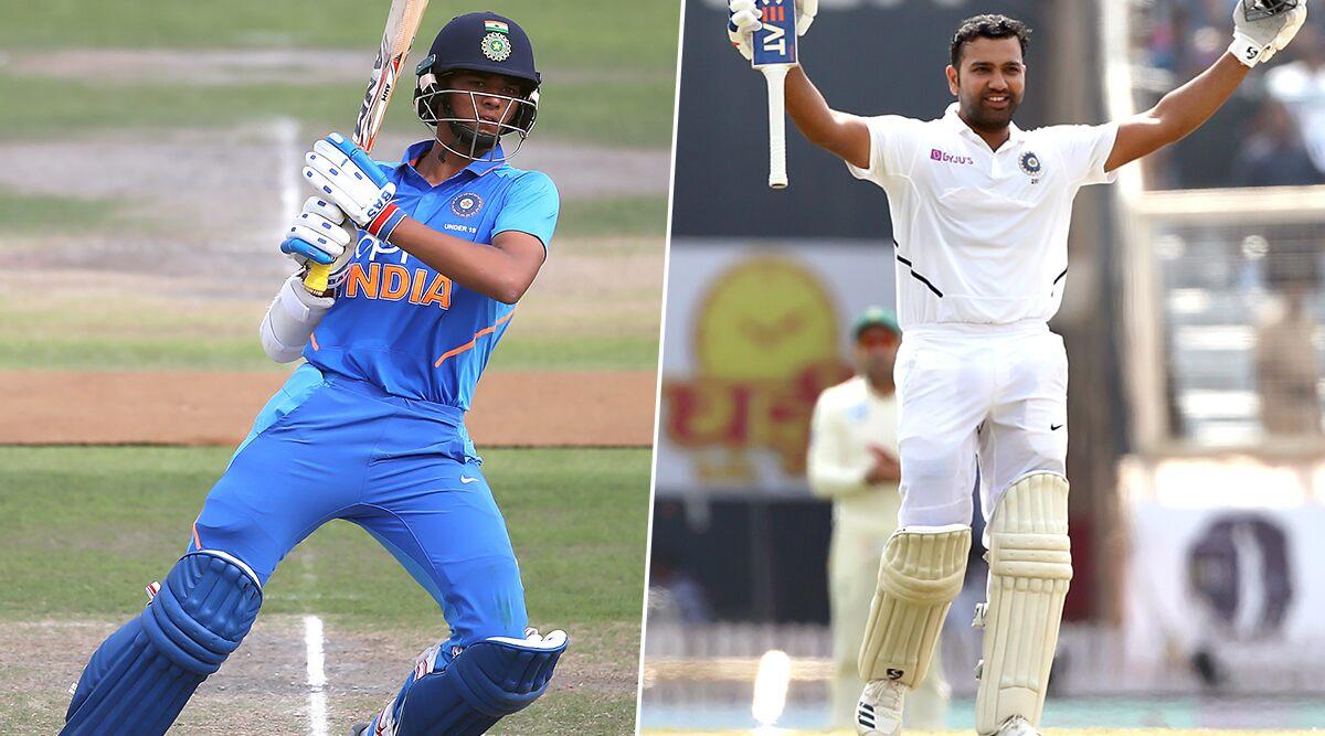 3 खिलाड़ी जो भविष्य में ले सकते हैं भारतीय टीम में रोहित शर्मा की जगह 5