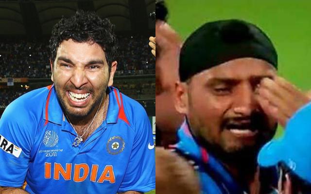 5 मौके जब मैदान पर ही फूटफूट कर रो पड़े भारतीय खिलाड़ी 8