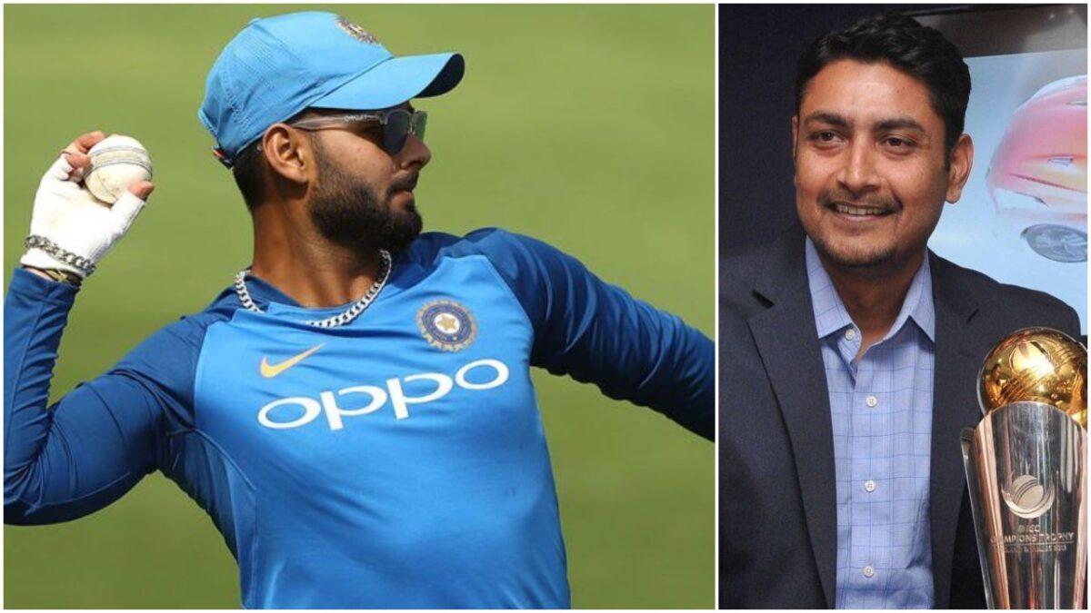 ऋषभ पंत के भारतीय टीम में भविष्य को लेकर बोले पूर्व विकेटकीपर बल्लेबाज दीप दासगुप्ता