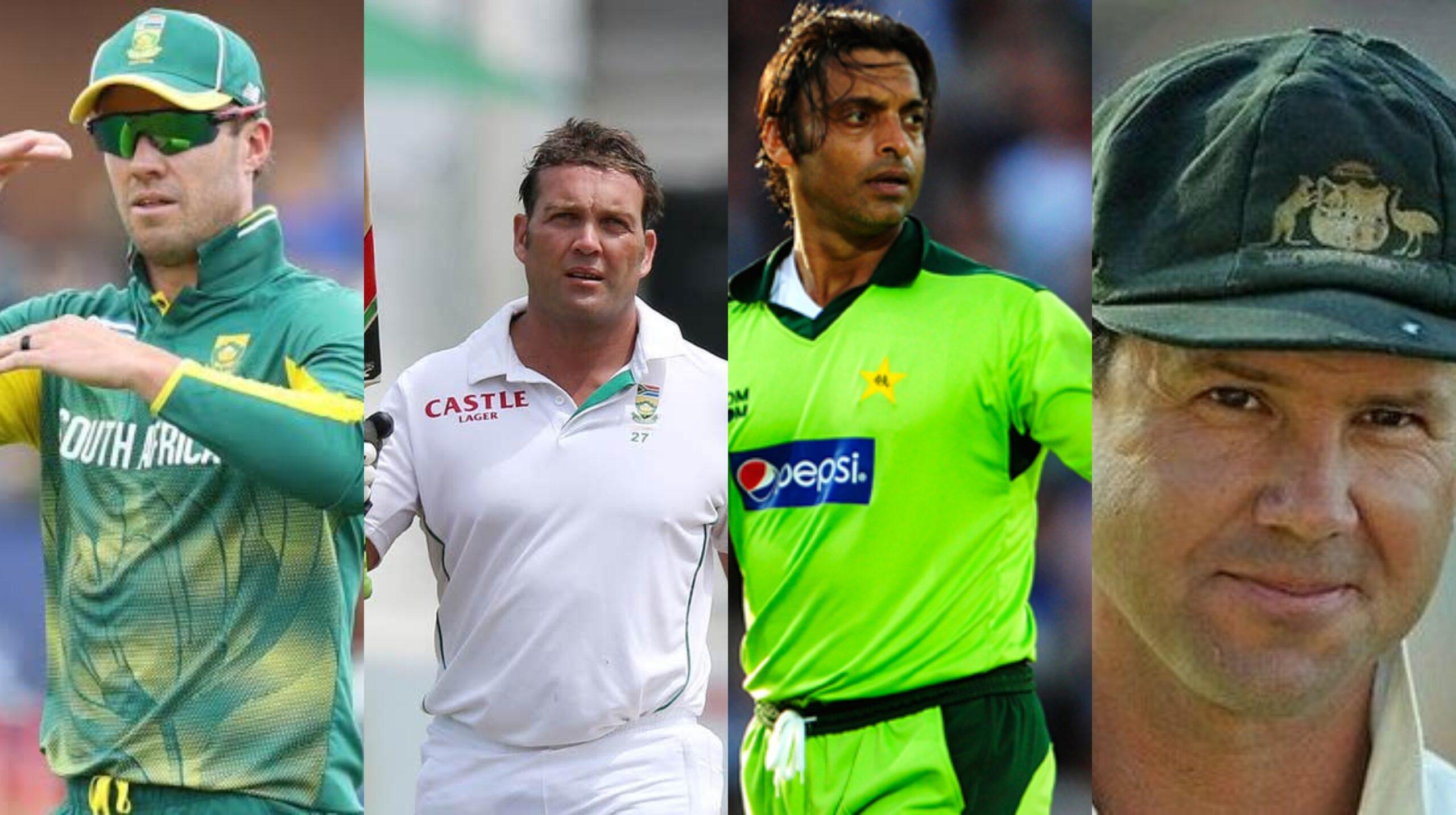 पूर्व साउथ अफ़्रीकी खिलाड़ी ने क्रिकेट के हर फिल्ड में चुना सर्वश्रेष्ठ खिलाड़ी, किसी भी भारतीय को नहीं दी जगह 11