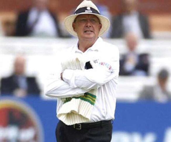अंपायर इयान गोल्ड ने बताए अपने 3 पसंदीदा खिलाड़ी, 2 भारतीय शामिल 7