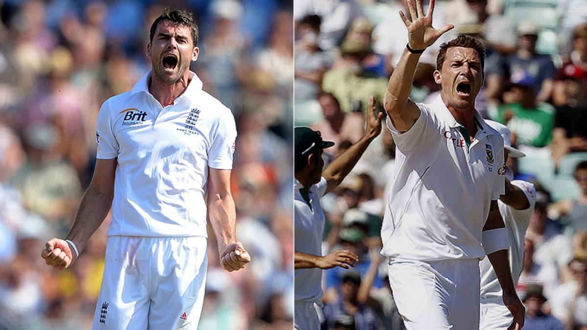 जेम्स एंडरसन और डेल स्टेन ने इस भारतीय बल्लेबाज को माना सबसे मुश्किल, कहा नहीं कर सकते एक भी खराब गेंद 6