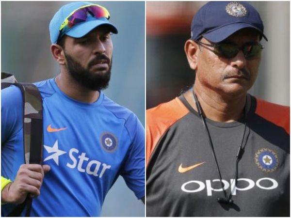 रवि शास्त्री की वजह से थक हारकर अंत में इन 3 खिलाड़ियों को करना पड़ा संन्यास का ऐलान 4