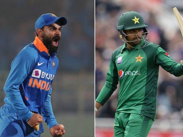 कैसे हो सकती है भारतीय खिलाड़ियों की पाकिस्तानी खिलाड़ियों के सैलरी की तुलना? अकेले विराट हैं पूरी टीम पर भारी 1