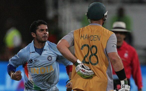 श्रीसंत का खुलासा टी-20 विश्व कप 2007 में इस देश के खिलाड़ियों को जान से मारना चाहते थे 5