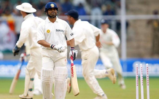 'सचिन तेंदुलकर के आउट होने के बाद ड्रेसिंग रूम नहीं गया, अम्पायरो के पास बैठा था' जाने क्यों बैंगलोर टेस्ट में डरे हुए थे वीरेंद्र सहवाग 3