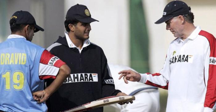 एक बार फिर से ग्रेग चैपल के बिगड़े बोल, सौरव गांगुली को बताया स्वार्थी, कहा द्रविड़ बनाना चाहते थे भारत को नंबर 1 टीम 2
