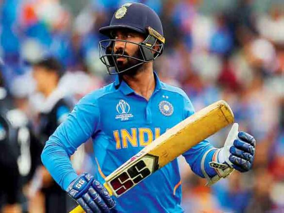 दिनेश कार्तिक ने बताया क्यों आईसीसी विश्व कप 2019 का सेमीफाइनल मैच हारा भारत 18