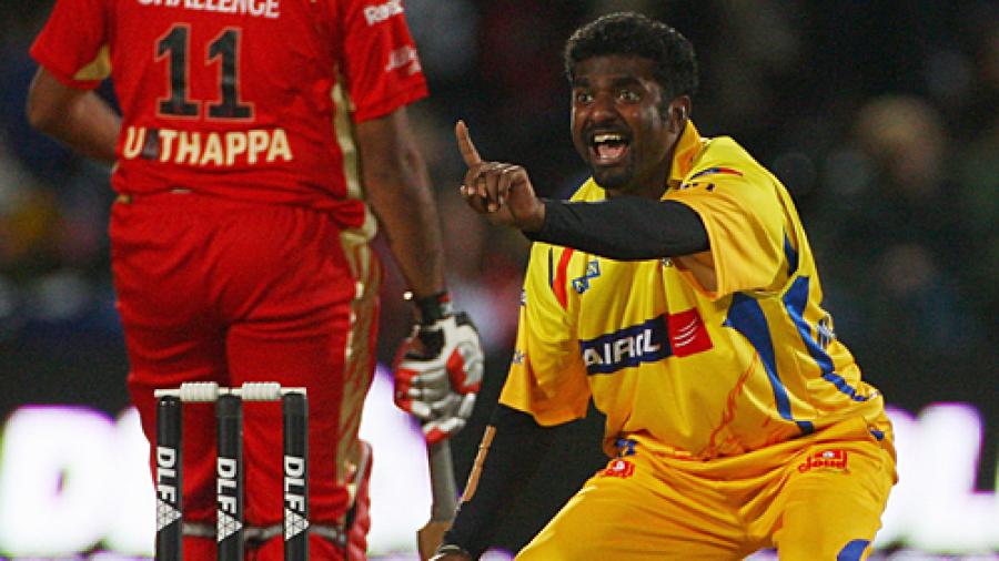 मुथैया मुरलीधरन ने इस आईपीएल टीम को बताया, अपनी सबसे अच्छी आईपीएल टीम 12
