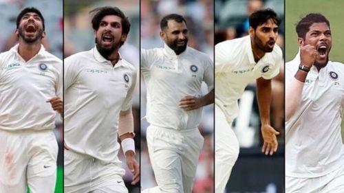 भारत के पास इस समय 145 km/h की स्पीड से गेंदबाजी करने वाले गेंदबाज मौजूद हैं 9