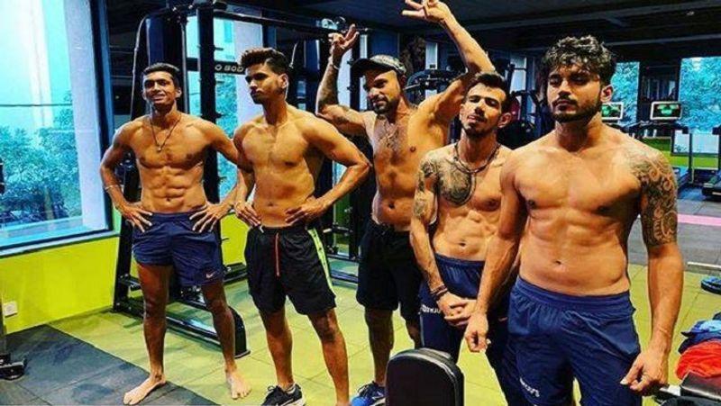 भारतीय टीम के इस तेज गेंदबाज ने बनायी ऐसी बॉडी कि अब रोनाल्डो के साथ हो रही है तुलना 7