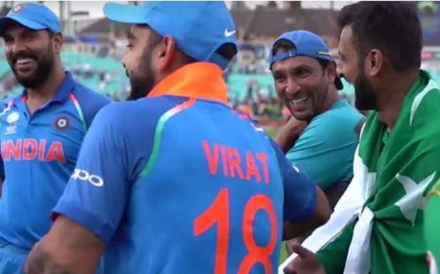शोएब मलिक का खुलासा, चैंपियंस ट्रॉफी गंवाने के बाद युवराज ने कहा 'जाओ और अपनी टीम के साथ जीत का जश्न मनाओ' 9