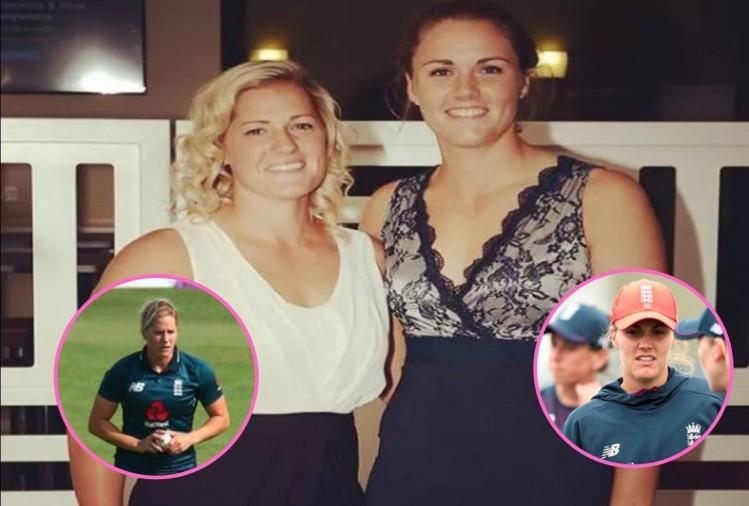 कोरोना वायरस की वजह से इंग्लैंड की इन 2 महिला क्रिकेटरों की समलैंगिक शादी रुकी 5