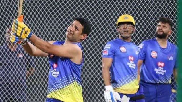 """""""सिंगल तो तू ले लेगा पर उसके बाद मारना पड़ेगा"""" पियूष चावला ने बताया कैसे धोनी उनकी बल्लेबाजी का बनाते थे मजाक 4"""