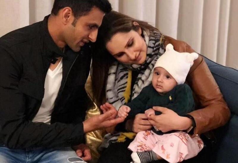 5 महीने बाद वाइफ सानिया और बेटे से मिल पाएंगे शोएब मलिक, पीसीबी ने दी अनुमति 12