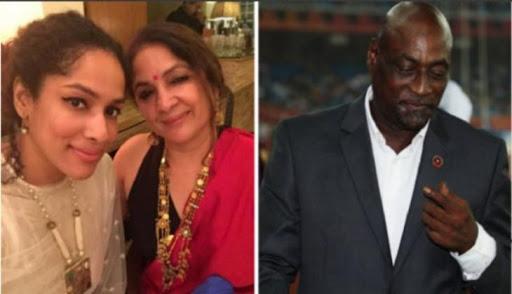 दिग्गज बल्लेबाज विव रिचर्ड्स की बेटी भारतीय फैशन डिजाइन में मचा रही है धमाल, आज है बड़ा नाम 1