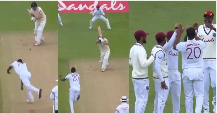 इंग्लैंड के सलामी बल्लेबाज सिब्ले को शेनॉन गेब्रियाल ने डाली ऐसी गेंद देखता रह गया बल्लेबाज, देखें वीडियो 1